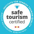 Certificado Safe Tourism